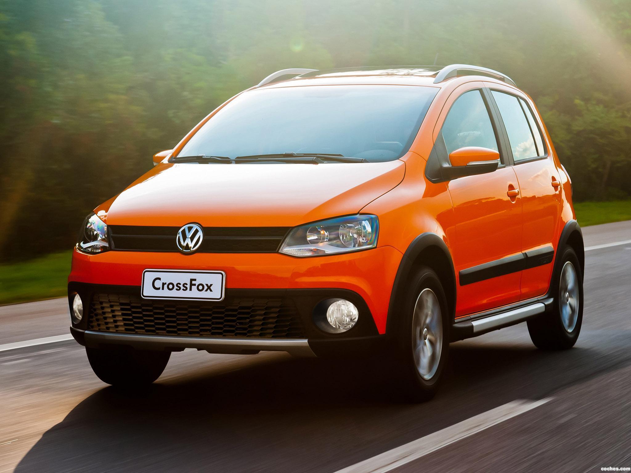 Foto 0 de Volkswagen CrossFox 2012