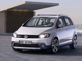 Fotos de Volkswagen CrossGolf 2010