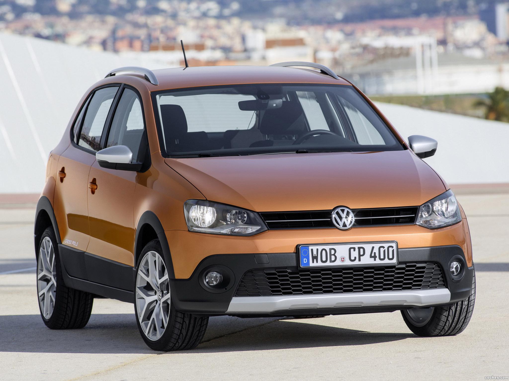 Foto 0 de Volkswagen CrossPolo 2014