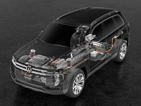 Ver foto 10 de Volkswagen Crossblue Concept 2013