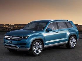 Ver foto 9 de Volkswagen Crossblue Concept 2013