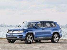 Ver foto 26 de Volkswagen Crossblue Concept 2013