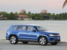 Ver foto 25 de Volkswagen Crossblue Concept 2013