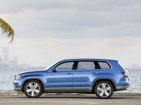 Ver foto 23 de Volkswagen Crossblue Concept 2013