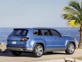 Ver foto 20 de Volkswagen Crossblue Concept 2013