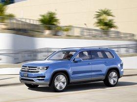 Ver foto 18 de Volkswagen Crossblue Concept 2013