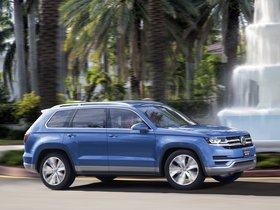 Ver foto 16 de Volkswagen Crossblue Concept 2013