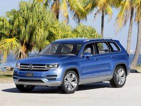 Ver foto 13 de Volkswagen Crossblue Concept 2013