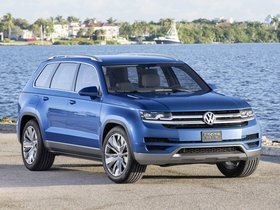 Ver foto 12 de Volkswagen Crossblue Concept 2013