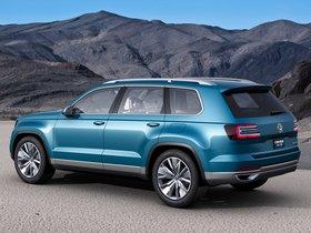 Ver foto 2 de Volkswagen Crossblue Concept 2013