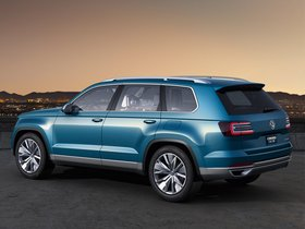 Ver foto 11 de Volkswagen Crossblue Concept 2013