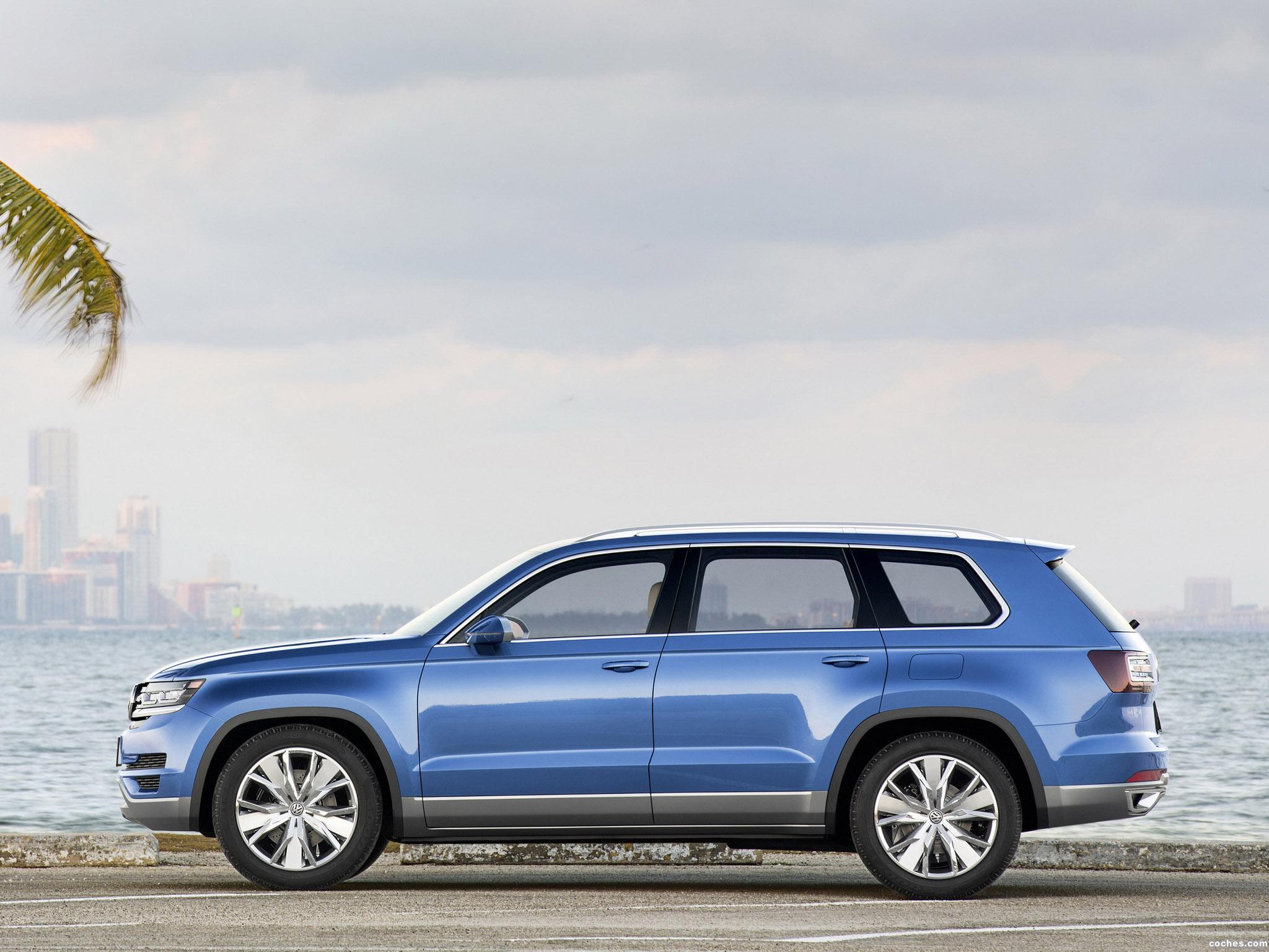Foto 22 de Volkswagen Crossblue Concept 2013