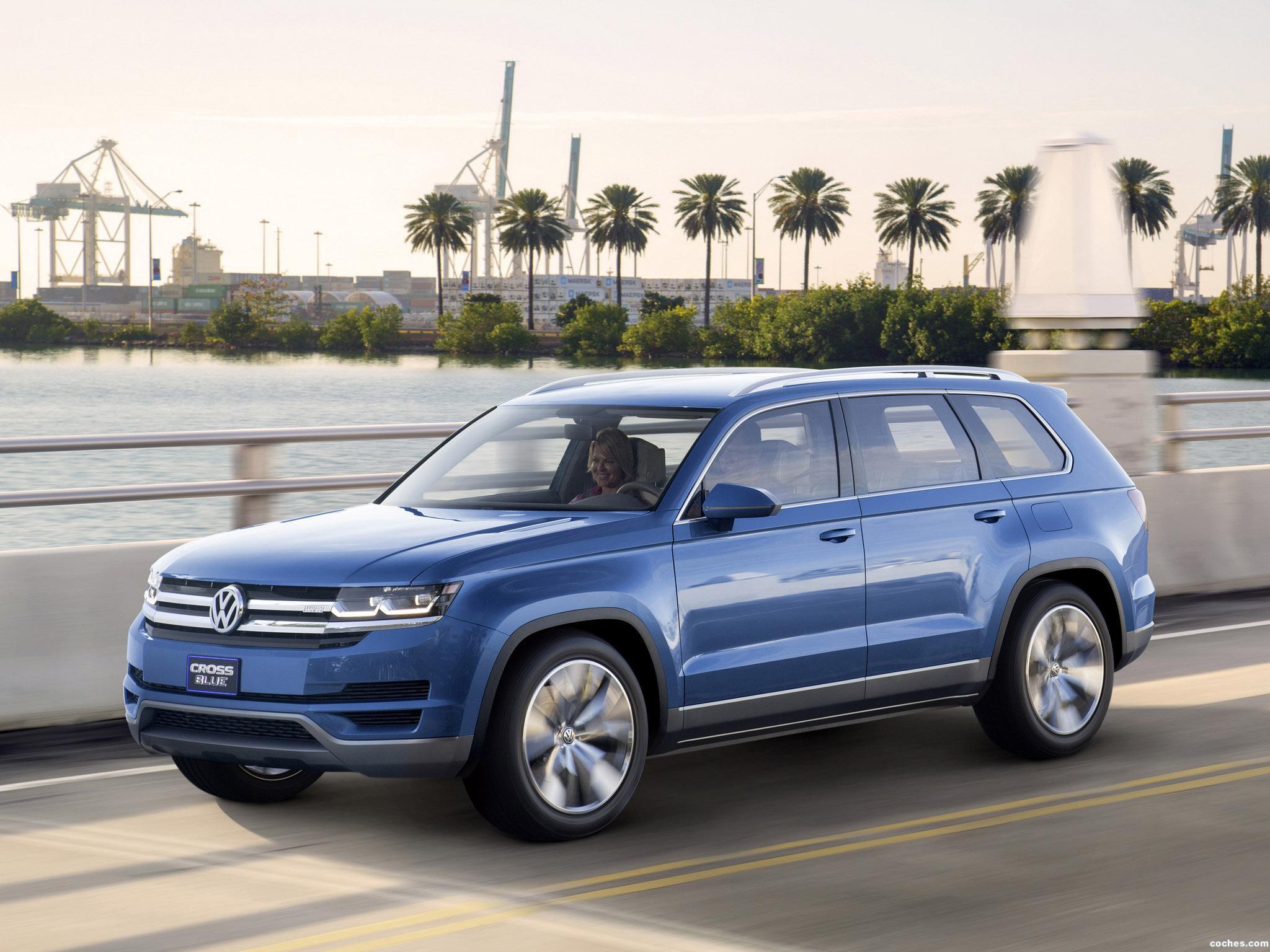 Foto 16 de Volkswagen Crossblue Concept 2013