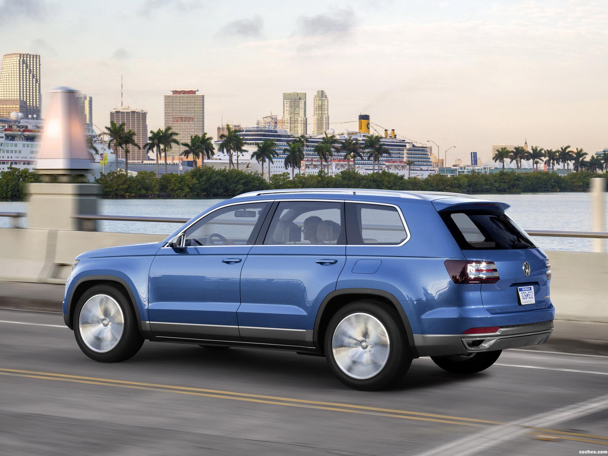 Foto 13 de Volkswagen Crossblue Concept 2013