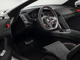 Ver foto 8 de Volkswagen Design Vision GTI Concept 2013