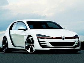 Ver foto 29 de Volkswagen Design Vision GTI Concept 2013