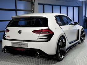 Ver foto 27 de Volkswagen Design Vision GTI Concept 2013