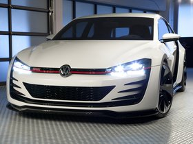 Ver foto 26 de Volkswagen Design Vision GTI Concept 2013