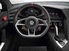 Ver foto 7 de Volkswagen Design Vision GTI Concept 2013