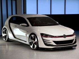 Ver foto 23 de Volkswagen Design Vision GTI Concept 2013