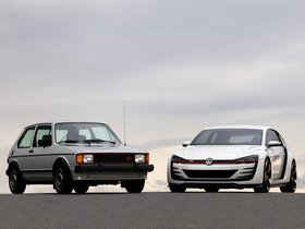Ver foto 22 de Volkswagen Design Vision GTI Concept 2013