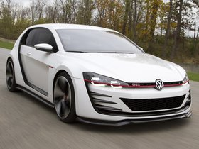Ver foto 18 de Volkswagen Design Vision GTI Concept 2013