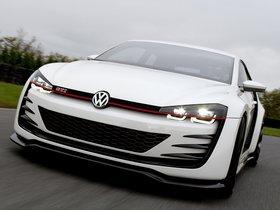 Ver foto 16 de Volkswagen Design Vision GTI Concept 2013