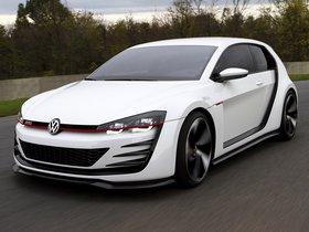 Ver foto 15 de Volkswagen Design Vision GTI Concept 2013