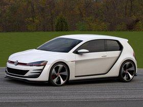 Ver foto 12 de Volkswagen Design Vision GTI Concept 2013