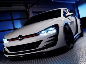 Ver foto 10 de Volkswagen Design Vision GTI Concept 2013
