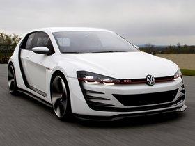 Ver foto 9 de Volkswagen Design Vision GTI Concept 2013