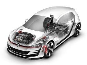 Ver foto 5 de Volkswagen Design Vision GTI Concept 2013