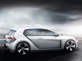 Ver foto 4 de Volkswagen Design Vision GTI Concept 2013