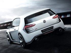 Ver foto 3 de Volkswagen Design Vision GTI Concept 2013