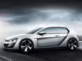 Ver foto 2 de Volkswagen Design Vision GTI Concept 2013