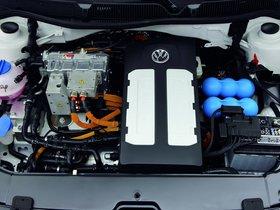 Ver foto 5 de Volkswagen E-Lavida Concept 2010