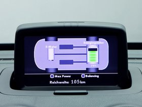 Ver foto 4 de Volkswagen E-Lavida Concept 2010