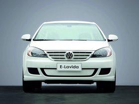 Ver foto 3 de Volkswagen E-Lavida Concept 2010