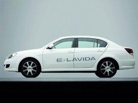 Ver foto 2 de Volkswagen E-Lavida Concept 2010