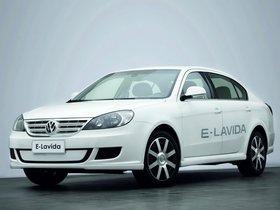 Ver foto 1 de Volkswagen E-Lavida Concept 2010