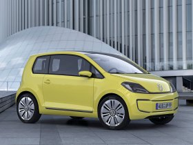 Fotos de Volkswagen e-Up! Concept 2009