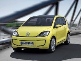 Ver foto 13 de Volkswagen e-Up! Concept 2009