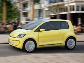 Ver foto 9 de Volkswagen e-Up! Concept 2009