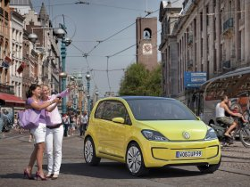 Ver foto 8 de Volkswagen e-Up! Concept 2009