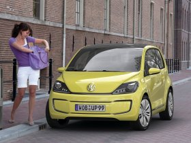 Ver foto 7 de Volkswagen e-Up! Concept 2009