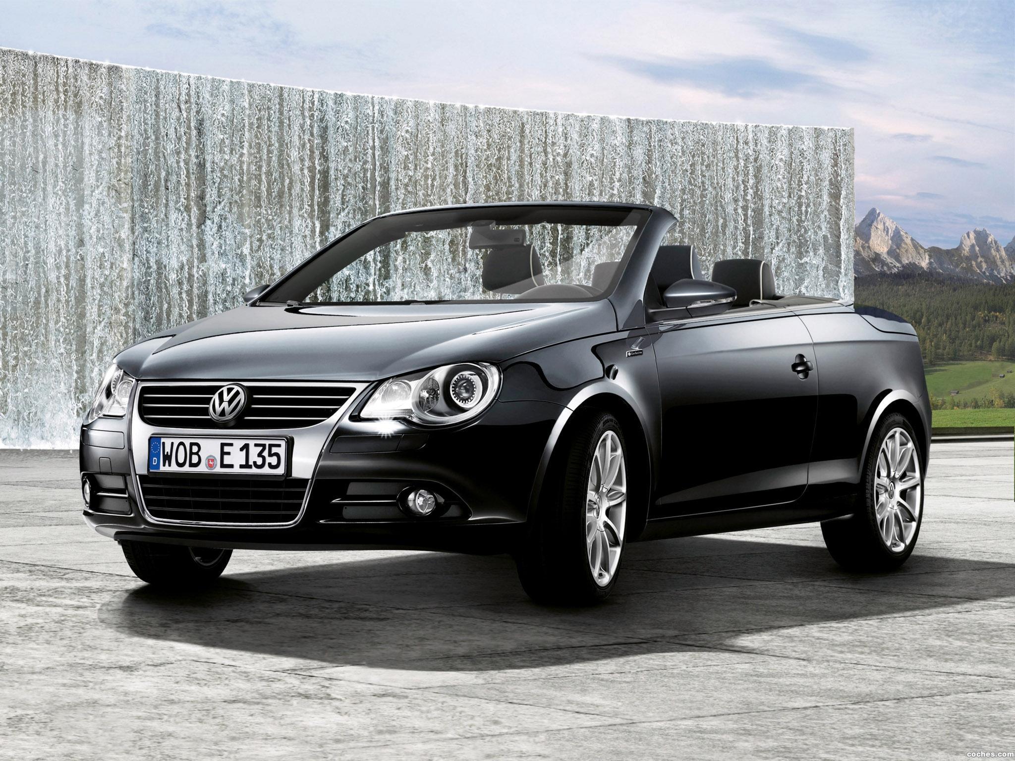 Foto 0 de Volkswagen Eos Exclusive 2010