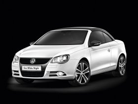 Ver foto 3 de Volkswagen Eos White Night Edition 2008