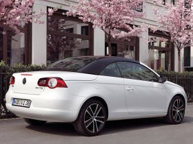 Ver foto 2 de Volkswagen Eos White Night Edition 2008