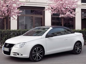 Ver foto 1 de Volkswagen Eos White Night Edition 2008