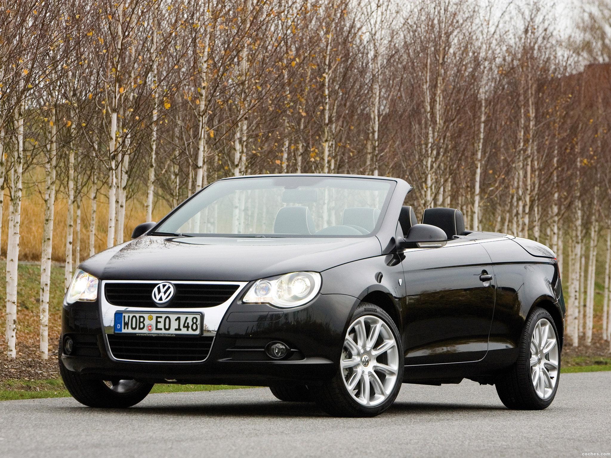 Foto 0 de Volkswagen Eos individual 2007